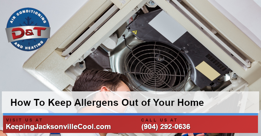 How to Keep Allergens Out of Your Home