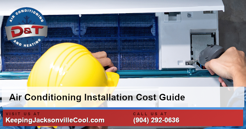 Air Conditioning Installation Cost Guide