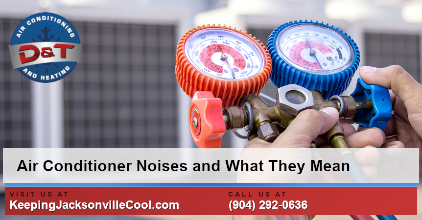 Air Conditioner Noises and What They Mean