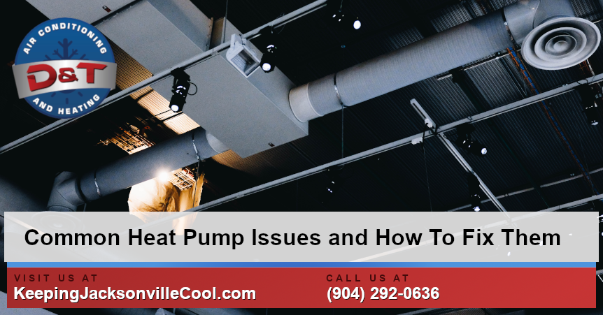 Common Heat Pump Issues and How To Fix Them!